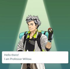 profesor Willow