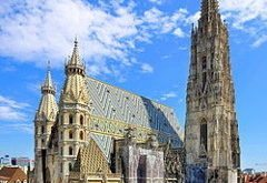 Wien Stephansdom