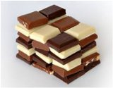 biela čokoláda