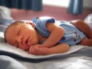 spanok dieťa a prečo spíme