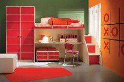 úložné priestory v detskej izbe