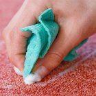 čistenie koberca