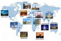 cestovať po svete