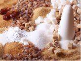 druhy cukru