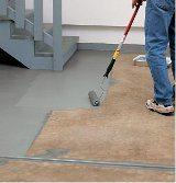 ako natrieť betónovú podlahu