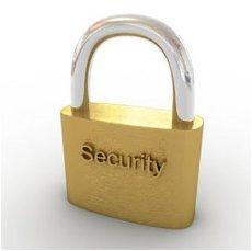 bezpečnostná zámka