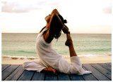 rozcvička a power joga