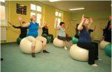 tehotenské cvičenie