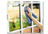 ako čistiť okná