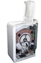 ako opraviť práčku