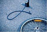 ako správne nafuknuť koleso na bicykli