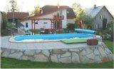 ako postaviť bazén