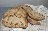 chlieb z domáceho kvásku