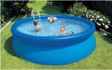 gumový bazén