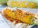 grilovaná a varená kukurica