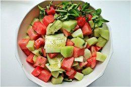 miska s ovocim a zeleninou