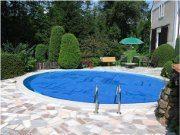 vhodný povrch pre bazén