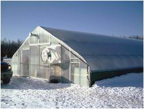 ako pripraviť skleník na zimu