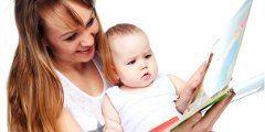 ako naučiť hovoriť dieťa