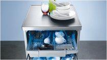 prečo stojí voda v umývačke riadu