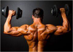 natiahnutý sval