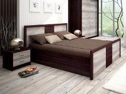 posteľ s čelom