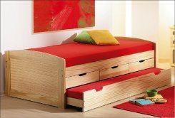 rozkladacia posteľ