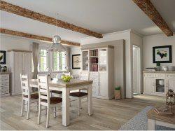 rustikálny nábytok v kuchyni