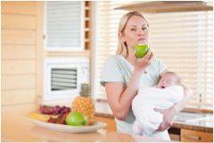 stravovanie počas dojčenia