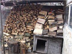 ako dlho sušiť drevo