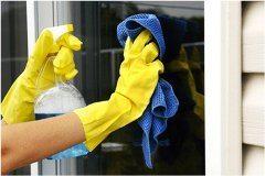 ako umyvať okná