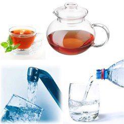 denný pitný režim