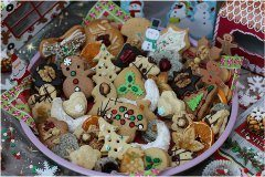kedy začať piecť vianočne pečivo