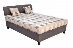 posteľ a matrac dva v jednom