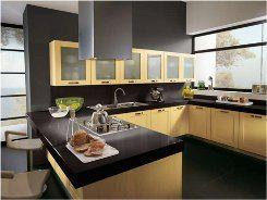 ako zariadiť modernú kuchyňu