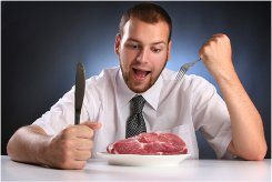 bielkoviny a chudnutie