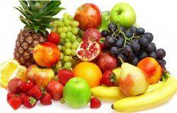 priliš veľa ovocia