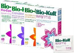 probiotika bio kult