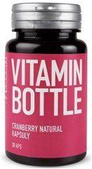 vitamin bottle brusnice