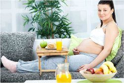 zoznam vitamínov potrebných v tehotenstve