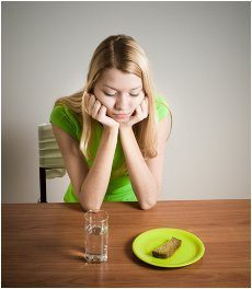 ako spoznať anorexiu