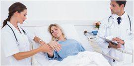hospitalizácia v nemocnici