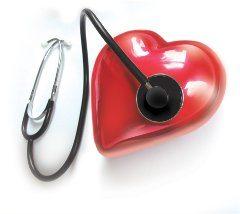vysoký krvný tlak a zlyhanie srdca