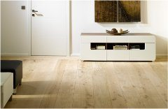 ako opraviť starú drevenú podlahu