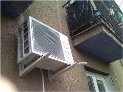 ako inštalovať okennú klimatizáciu