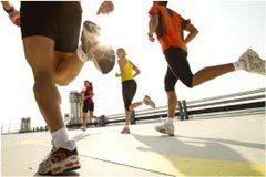 ako trenovať beh na polmaraton