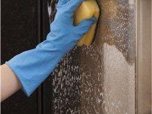 ako vyčistiť krbové sklo