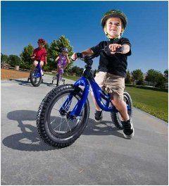 ako vybrať detský bicykel