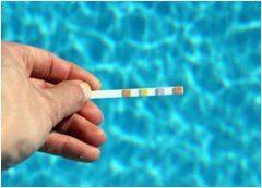 pH vody v bazéne