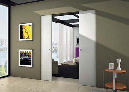 posuvné interierové dvere